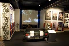 Museum av historia och bransch fotografering för bildbyråer