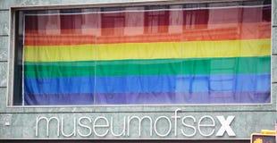 Museet av könsbestämmer Royaltyfria Bilder