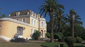Museet av konungen Nikola, stång, Montenegro arkivbilder