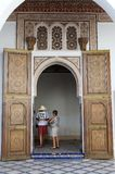 Museet av Marrakesh Fotografering för Bildbyråer