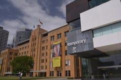 Museet av samtida konst arkivfoton