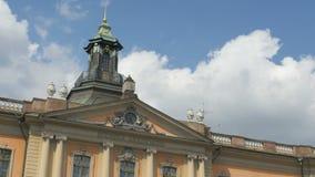 museet för det nobel priset, stockholm, sweeden stock video