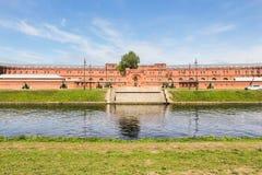 Museet för militär historia av St Petersburg Royaltyfria Foton