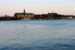 museet nordiska fotografia royalty free