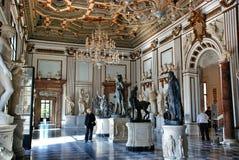 Musei Capitolini Arkivbilder