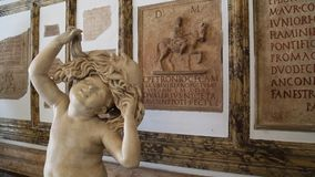 Musei Capitolini video d archivio