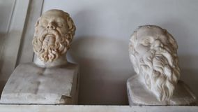 Musei Capitolini - Socrates archivi video