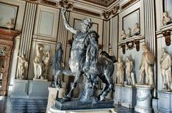 Musei Capitolini. Royalty Free Stock Photos