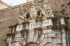 Musei Vatican Royalty-vrije Stock Afbeeldingen
