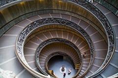 Musei Vaticani Stockfoto