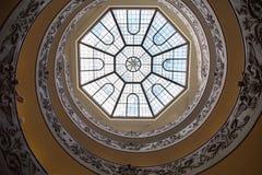 Musei Vaticani fotos de archivo