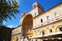 Musei Vaticani Imágenes de archivo libres de regalías