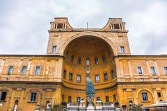 Musei Vaticani Stock Image
