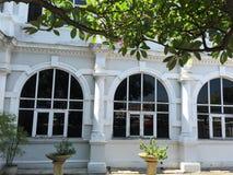 musem的细节在乔治市,槟榔岛,马来西亚 库存图片