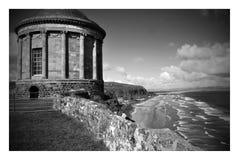 Musenden-Tempel stockfotos