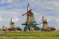 Museo étnico holandés Fotografía de archivo libre de regalías