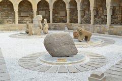 Museo antico Fotografie Stock Libere da Diritti