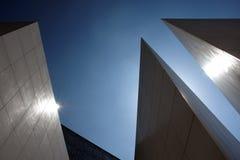 Museo arabo del mondo di Parigi Fotografia Stock Libera da Diritti
