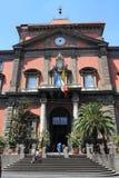 Museo Archeologica二拿坡里,意大利 免版税库存图片