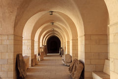 Museo arqueológico Foto de archivo libre de regalías