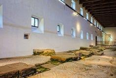 Museo arqueológico nacional de Aquileia, Aquileia Fotografía de archivo libre de regalías