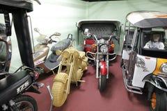 Museo automatico di Miami alla raccolta di Dezer delle automobili e degli oggetti da collezione relativi Fotografie Stock Libere da Diritti