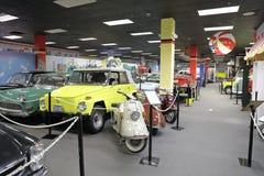 Museo automatico di Miami alla raccolta di Dezer delle automobili e degli oggetti da collezione relativi Fotografie Stock