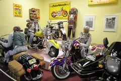 Museo automatico di Miami alla raccolta di Dezer delle automobili e degli oggetti da collezione relativi Immagine Stock