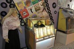 Museo automatico di Miami alla raccolta di Dezer delle automobili e degli oggetti da collezione relativi Fotografia Stock