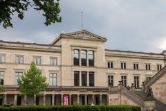 Museo Berlin Germany de Neues Foto de archivo