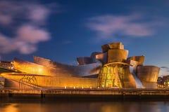 Museo Bilbao de Guggenheim Imagen de archivo