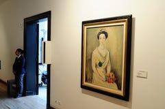 Museo Botero - Bogota stock fotografie
