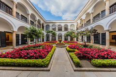 Museo Botero muzealny los angeles Candelaria Bogota Kolumbia Zdjęcia Stock