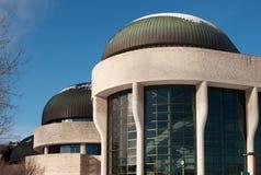 Museo canadese di civilizzazione Immagine Stock
