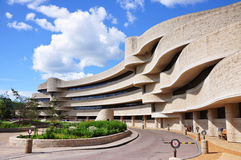 Museo canadiense de la civilización, Gatineau, Quebec Imagen de archivo