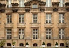 Museo Carnavalet de Francia París foto de archivo