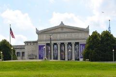 Museo Chicago Illinois del campo Fotografía de archivo libre de regalías
