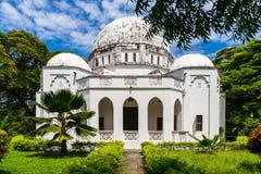 Museo commemorativo Beit el Amani di pace Strada di Benjamin Mkapa, città di pietra, città di Zanzibar, isola di Unguja, Tanzania immagine stock libera da diritti