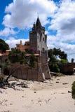 Museo Condes de Castro Guimaraes in Cascais Immagini Stock