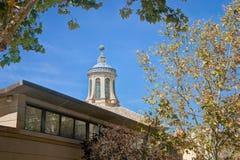 Museo convento santo domingo el antiguo toledo. View to dome of convento santo domingo el antiguo toledo Stock Photo
