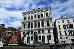 Museo dÁrte Orientale, Old Buildings, Venice, Venezia, Italy Royalty Free Stock Images