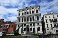 Museo dÁrte Orientale, Oude Gebouwen, Venetië, Venezia, Italië royalty-vrije stock afbeeldingen