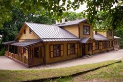 Museo de Alexander Pushkin Foto de archivo