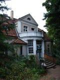 Museo de Arkady Fiedler, Puszczykowo, Polonia Imagenes de archivo