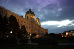 Museo de Art History Vienna, Austria Imagen de archivo
