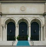 Museo de arte foto de archivo