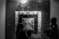 Museo de arte contemporáneo de Teherán durante la primavera Irán Oriente Medio 2017 Fotografía de archivo
