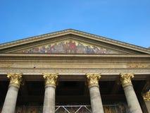 Museo de arte de Budapest Imagenes de archivo