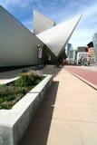 Museo de arte de Denver y districto cultural Imágenes de archivo libres de regalías
