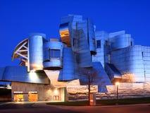 Museo de arte de Weisman en Minneapolis Imagen de archivo